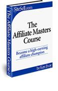 Affiliate Masters Course graphic